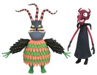 The Nightmare Before Christmas Select Series 6: Devil & Harlequin Demon - Action Figure
